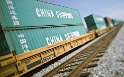 Четыре маршрута доставки грузов из Китая в Россию