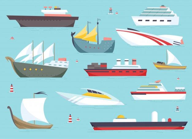 Преимущества речных и морских перевозок – виды водного транспорта