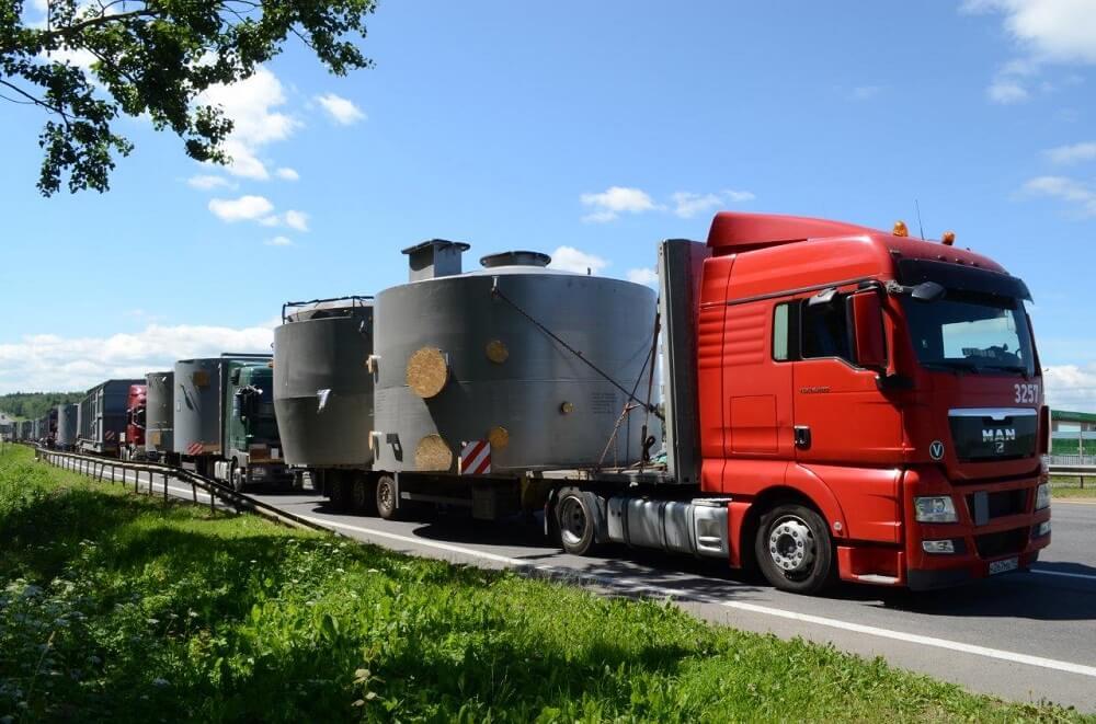 Какие документы нужны для перевозки крупногабаритных грузов