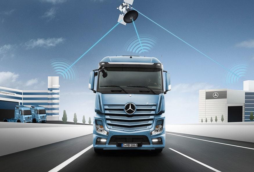Системы спутникового мониторинга и контроля перевозок грузов: выгоды сотрудничества с «Триви»
