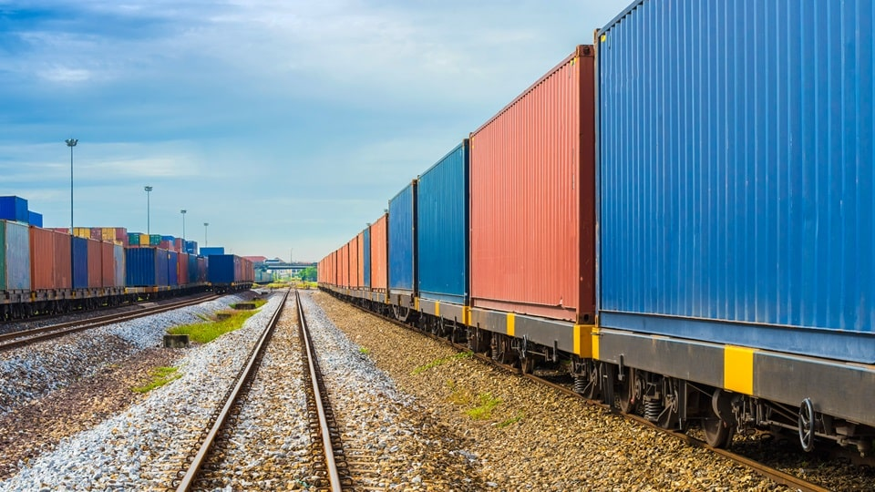 Железнодорожные грузоперевозки из Казахстана