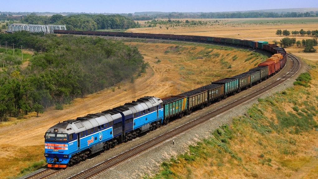 Железнодорожные перевозки в Киргизию