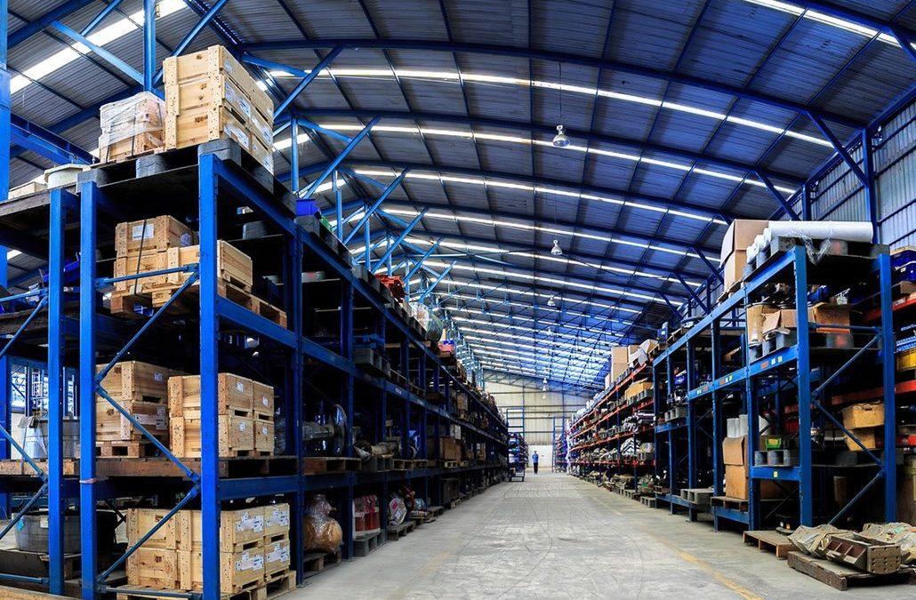 Временное хранение грузов: аренда склада
